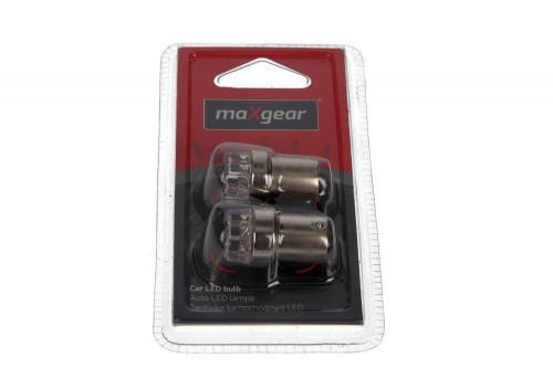 MAXGEAR Auto LED Lampe 12V / 21W BA15S (weiß) (78-0171SET) MAXGEAR (78-0171SET)